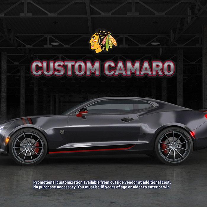 Custom Camaro